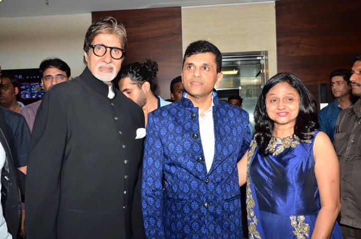 APMP Logo Launch: B-Town graced the occasion with their presence.