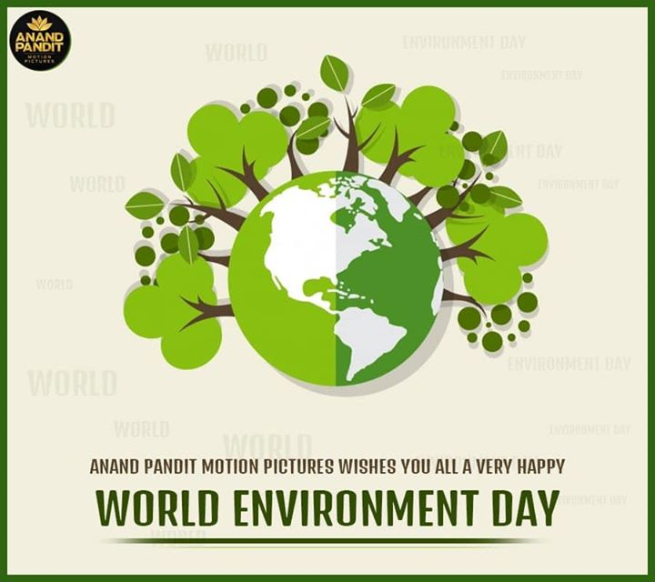 Anand Pandit,  EnvironmentDay, GoGreen, MotherEarth