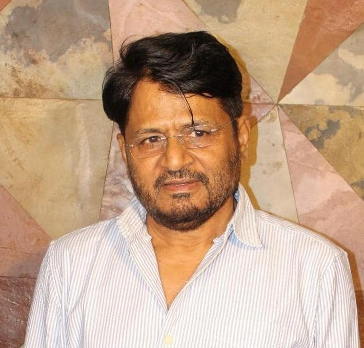 Wishing the remarkable and talented actor #RaghubirYadav from our upcoming film Chehre a very Happy Birthday! ✨ #Chehre #HappyBirthday #AnandPanditMotionPictures