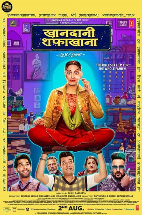 Anand Pandit Motion Pictures is proud to be associated with Sonakshi Sinha, Varun Sharma starrer Khandani Shafakhana!  A comedy like none other coming to a cinema near you this August!  Sonakshi Sinha Varun Sharma #KhandaniShafakhaana #APMP #AnandPanditMotionPictures #Announcement Anand Pandit BADSHAH