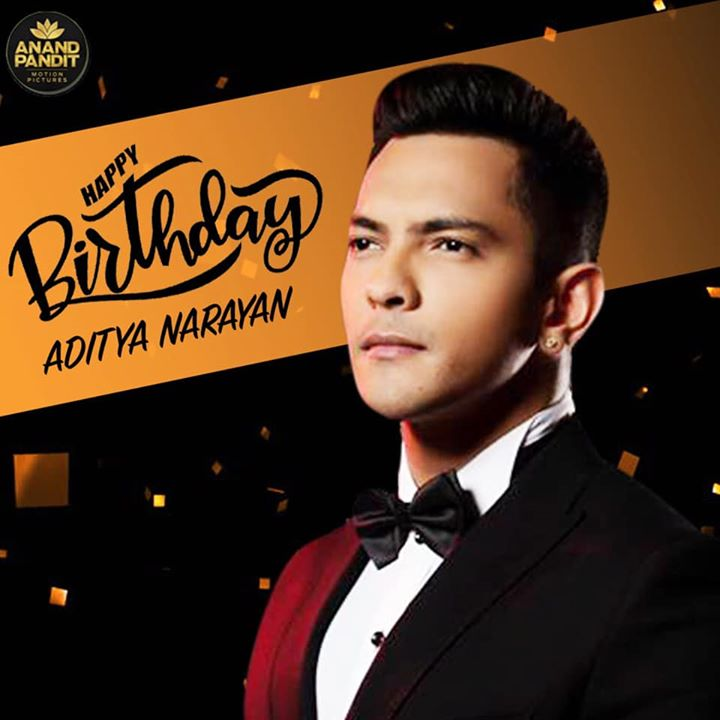 At an age when most are just learning to walk and run, you have showcased unbelievable talent. Wishing the very versatile singer-actor Aditya Narayan a very Happy Birthday!  #HappyBirthdayAditya #AdityaNarayan #HappyBirthday