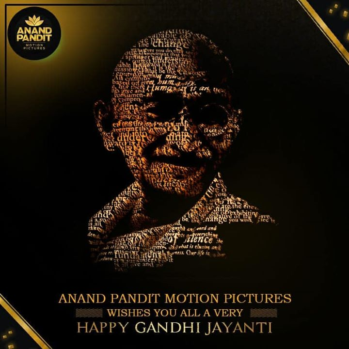 May the spirit of truth and non-violence stay with us and our country forever! Wishing you all a very Happy Gandhi Jayanti! . . #HappyGandhiJayanti #GandhiJayanti #MahatmaGandhi #APMP