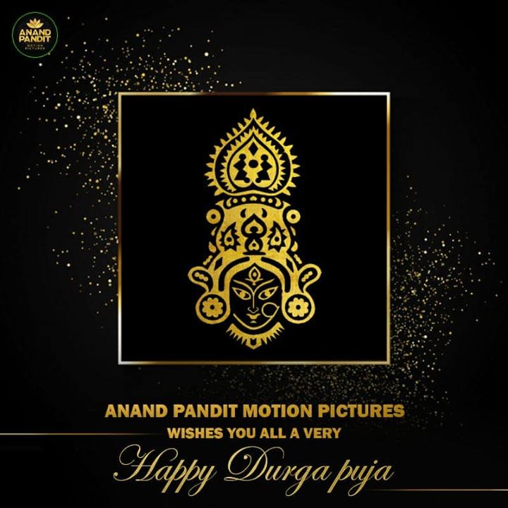 May Maa Durga illuminate your life with countless blessings of happinesst. Joy and good fortune.. !!! Happy Durga Puja!!! . . #AnandPanditMotionPictures #APMP