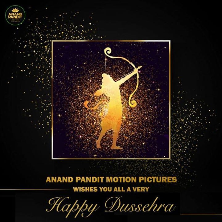 Let this Dussehra light up your sky with burning flames of enthusiasm. Happy Dussehra!!! . . #HappyDussehra #Dussehra #APMP #DussehraWishes Anand Pandit