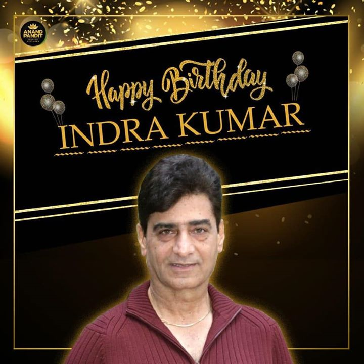 Here's wishing the man who truly made #TotalDhamaal happen a very very Happy Birthday! . . . #HappyBirthday #HappyBirthdayIndraKumar  #AnandPandit #AnandPanditMotionPictures #APMP Indra Kumar