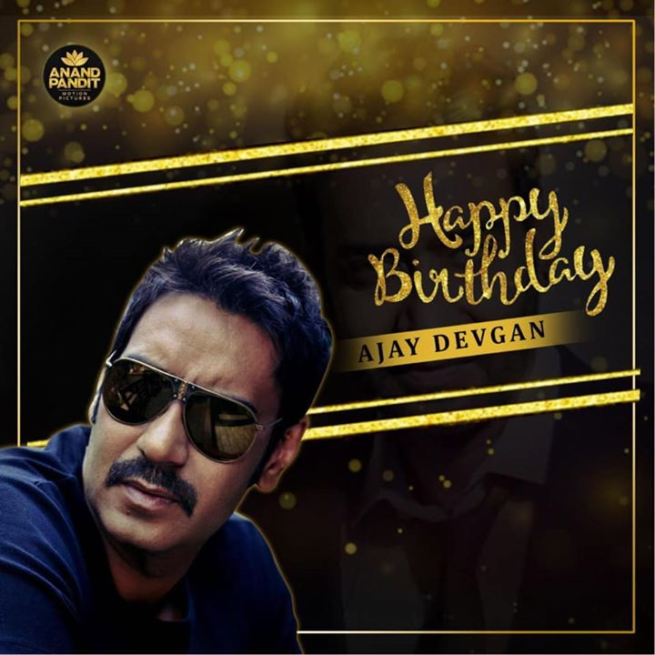 Here's wishing Guddu from Total Dhamaal aka Ajay Devgn a very happy birthday! Have a dhamaal birthday!! . . . Ajay Devgn #HappyBirthday #HappyBirthdayAjayDevgn #AjayDevgn #APMP #AnandPanditMotionPictures #AnandPandit