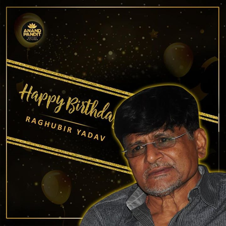 Happy birthday to the supremely talented Raghubir Yadav. We can't wait for the world to see your brilliant acting and screen presence one more time in our upcoming film #Chehre!   . . #HappyBirthday #RaghubirYadav #Chehre #APMP