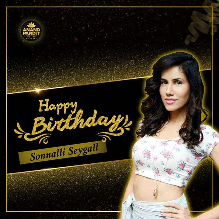 Here's wishing the beautiful Supriya from our film Pyar Ka Punchnama a very happy birthday! Have a great day and a wonderful year ahead! Sonnalli Seygall . . . #HappyBirthday #HappyBirthdaySonnalliSehgal #AnandPandit #AnandPanditMotionPictures #APMP