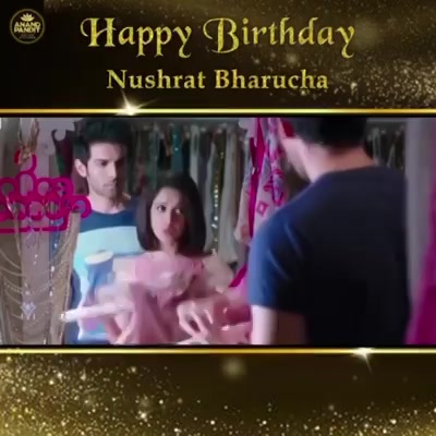 Here's wishing the super cute and a little crazy Chiku from 'Pyaar ka Punchnama 2' aka Nushrat Bharucha a very happy birthday! . . Nushrat Bharucha #HappyBirthdayNushratBharucha #NushratBharucha #APMP Anand Pandit #PyaarKaPunchnama2 #PKP2