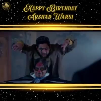 Here's wishing Aditya Shrivastav of Total Dhamaal and Junky in Pagalpanti aka the supremely talented Arshad Warsi a happy birthday! May you keep continue to create dhamal in whatever you do!  . . . #HappyBirthday #HappyBirthdayArshadWarsi #ArshadWarsi #AnandPandit #AnandPanditMotionPictures #APMP
