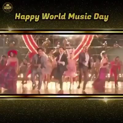 Anand Pandit Motion Pictures wishes you all a very Happy World music day!!! . . . #AnandPandit #AnandPanditMotionPictures #APMP #HappyMusicDay #WorldMusicDay #BestMusic #SongsLoveForever #BestOfSongs