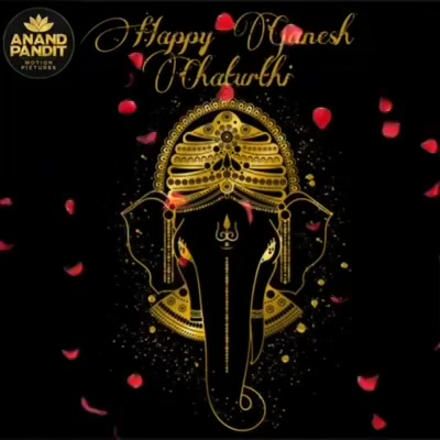 May the divine blessing of Lord Ganesha bring you eternal bliss, protect you from evil and fulfil your wishes, today and always! #HappyGaneshChaturthi #GanpatiBappaMorya