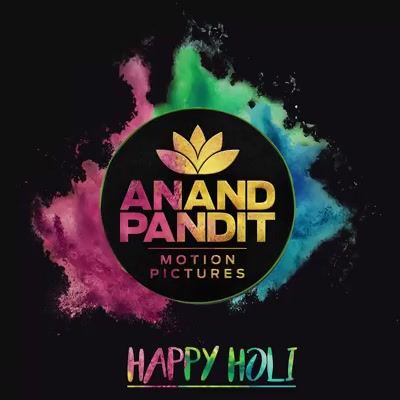 Team Anand Pandit Motion Pictures wishes you all a very Happy and a colourful Holi