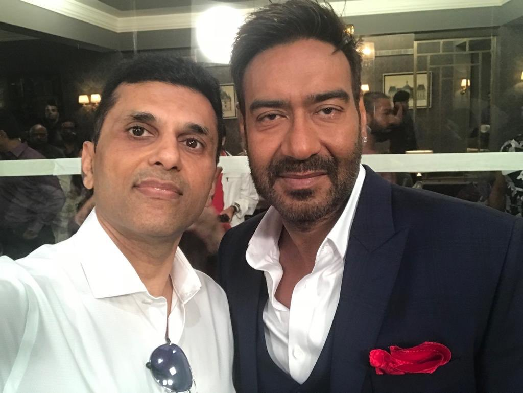 Your humility has always amazed me! Maintaining a perfect balance between your personal and professional life, @ajaydevgn you are one of the most genuine people I have come across.  Wishing you a very Happy Birthday! Stay blessed always! #HappyBirthdayAjayDevgn https://t.co/ZhrZMr6BrI