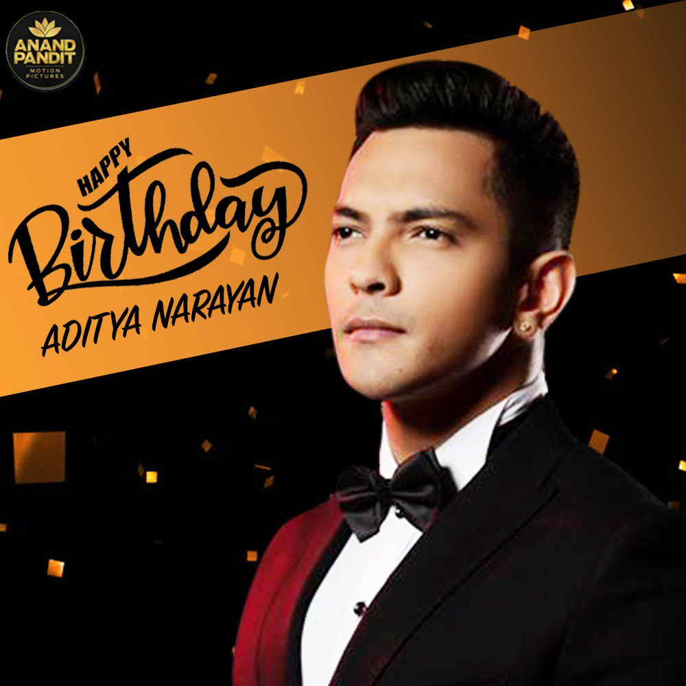 At an age when most are just learning to walk and run, you have showcased unbelievable talent. Wishing the very versatile singer-actor Aditya Narayan a very Happy Birthday! #HappyBirthdayAditya #AdityaNarayan #HappyBirthday https://t.co/JDRVVw8nHk