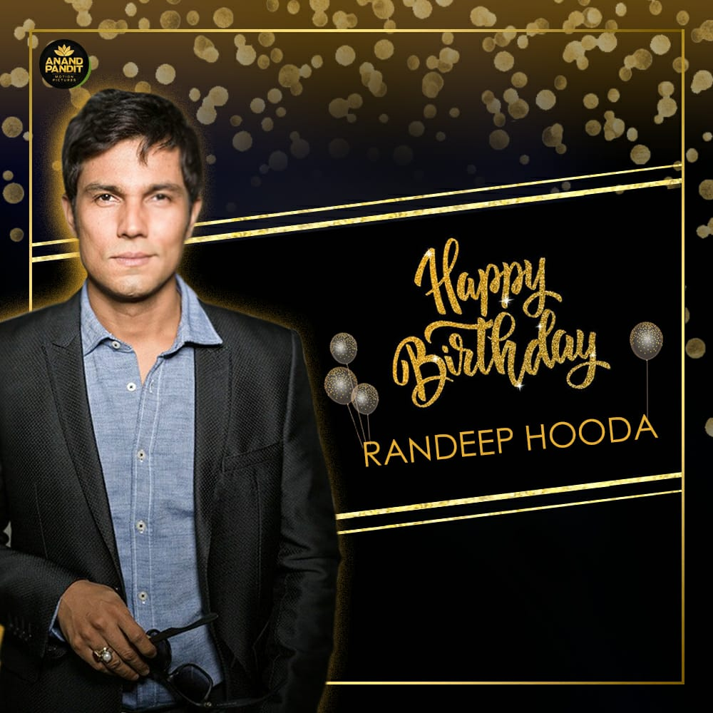 Very few grow with each performance and take on challenges the way you do! Wishing you success in abundance and a very Happy Birthday Randeep Hooda. May joy and good cinema always stay with you! #HappyBirthday #RandeepHooda @RandeepHooda https://t.co/AqUTzrFvHM