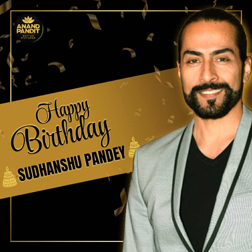 Happy Birthday Sudanshu Pandey, may god always bless you with good health, love and luck... #HappyBirthday #SudanshuPandey @sudhanshu1974 https://t.co/y0kZOX8Dz2