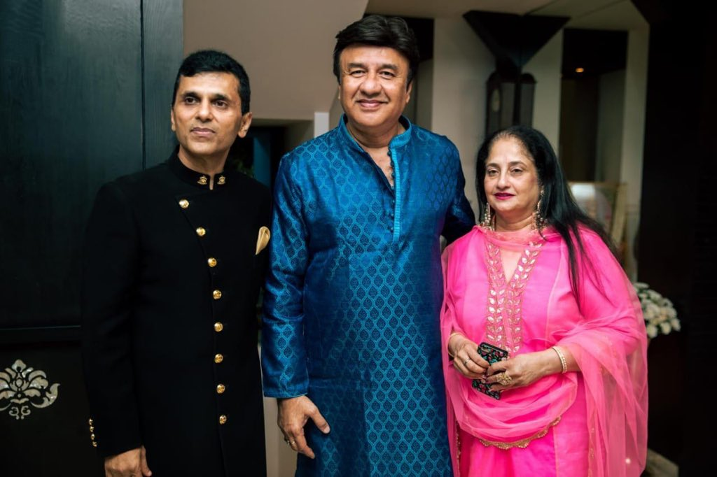 Happy Birthday to a singer par-excellence and my dearest friend, @The_AnuMalik. Keep inspiring us with your soulful music and voice. . . #AnuMalik #HappyBirthday #HappyBirthdayAnuMalik https://t.co/fe8iIoofcK