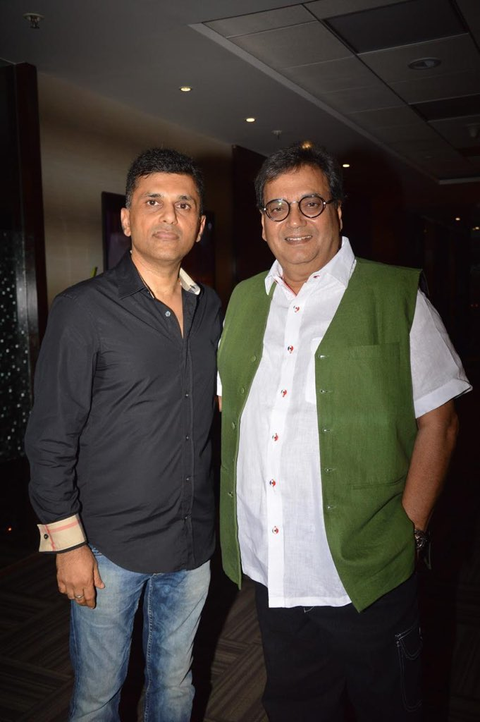 Here's wishing the true showman of Bollywood Mr @SubhashGhai1 a very happy birthday!! . . #HappyBirthday #HappyBirthdaySubhashGhai #SubhashGhai https://t.co/xCDNJY4DZJ