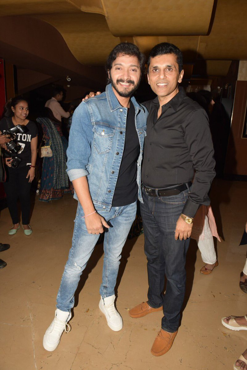 Happy Birthday @shreyastalpade1! The man with a pure heart and one of the most talented actors we have in our industry!! Keep shining!! . #HappyBirthday #HappyBirthdayShreyasTalpade #ShreyasTalpade https://t.co/p1murwF9fg