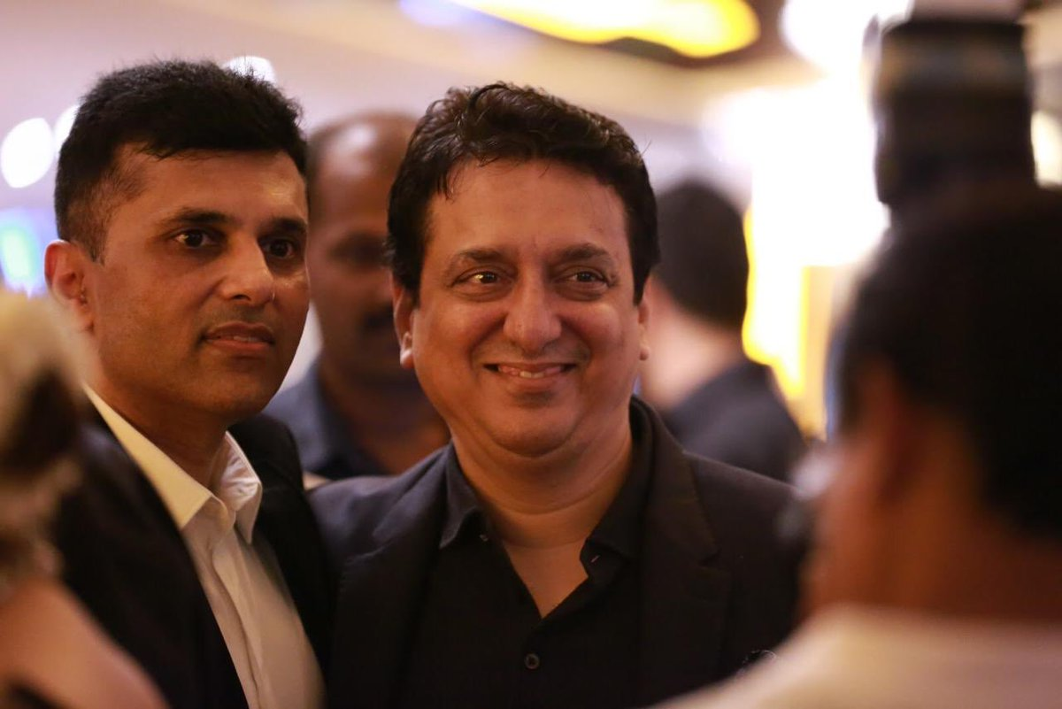 Wishing the power packed producer, screenwriter and director #SajidNadiadwala a very happy birthday. From romance to action, you have entertained the Indian audience across all genres. Hope the year ahead is full of super hit films and lots more entertainment.! @NGEMovies https://t.co/n4axlJytM1