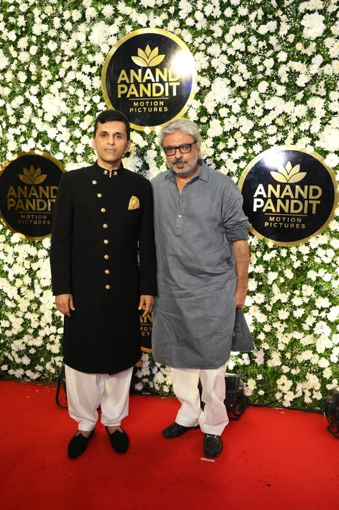 Anand Pandit, Entrepreneur turned producer and A Predominant movie distributor