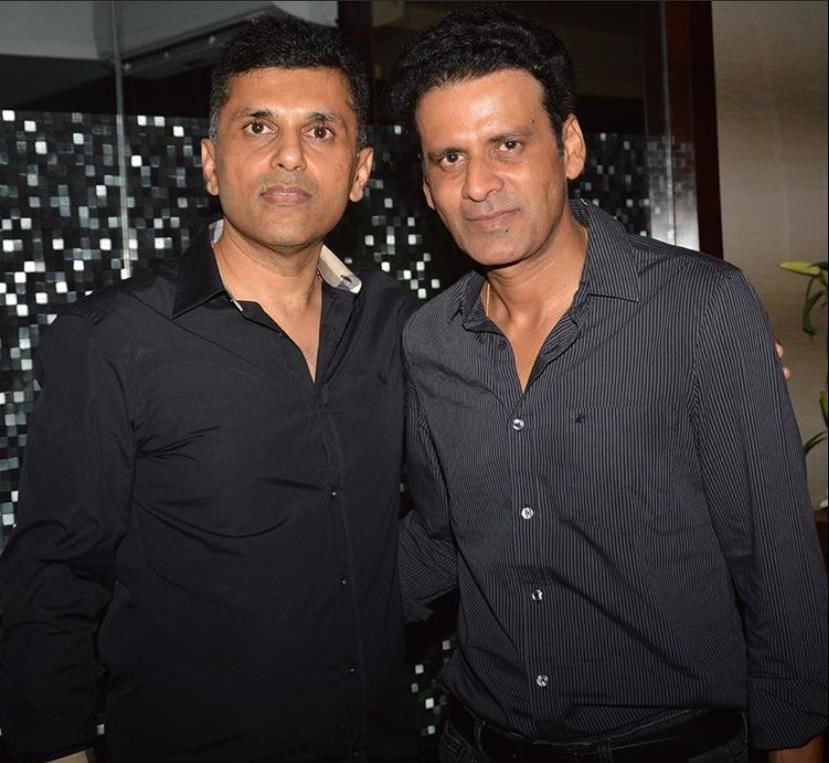 Happy Birthday to my dear friend! #HappyBirthdayManojBajpayee #ManojBajpayee @BajpayeeManoj https://t.co/ISklIz1lmG