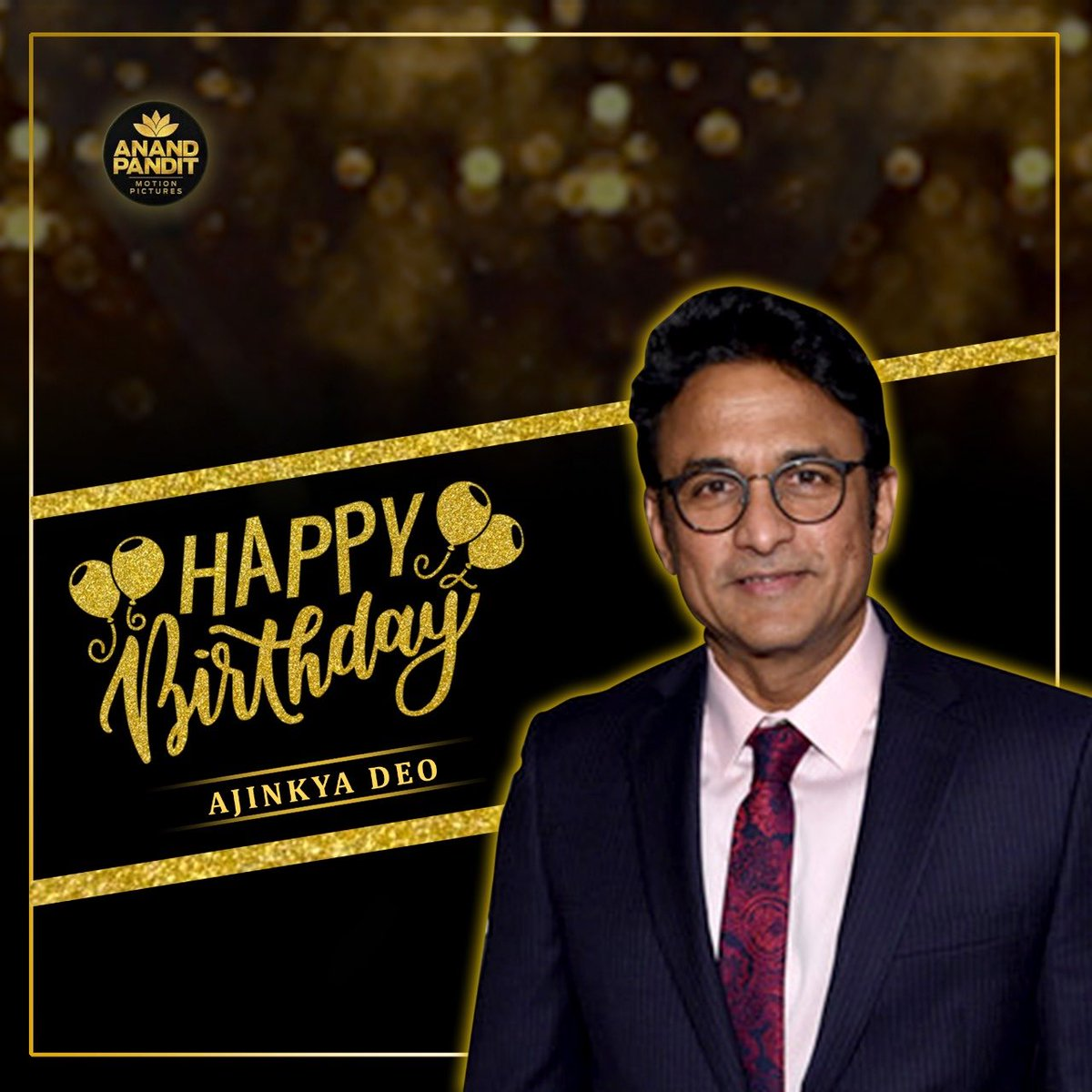 Happy birthday my friend @Ajinkyad, wishing you a spectacular day. May this year bring you lots of discoveries and great achievements. #HappyBirthday https://t.co/bQVSGlppt1