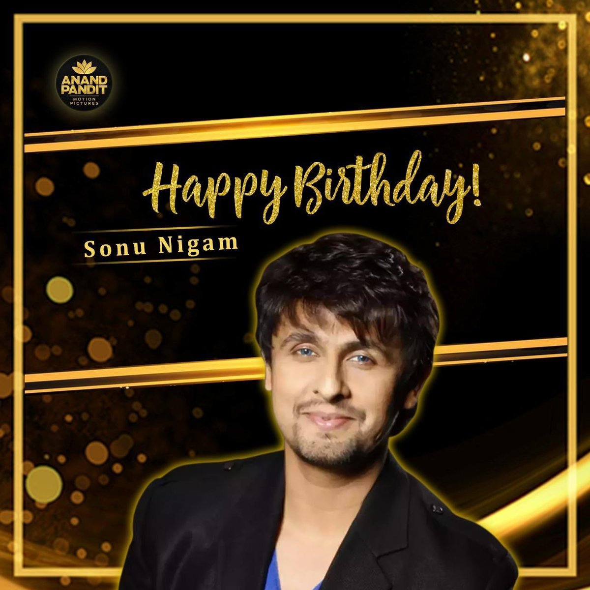 Happy birthday, #SonuNigam. Your voice has always had the power to take us back to a moment in time that was long forgotten. In this fast-paced, fast-forward world thank you for being the pause in our life. https://t.co/LR9mgyG4DZ