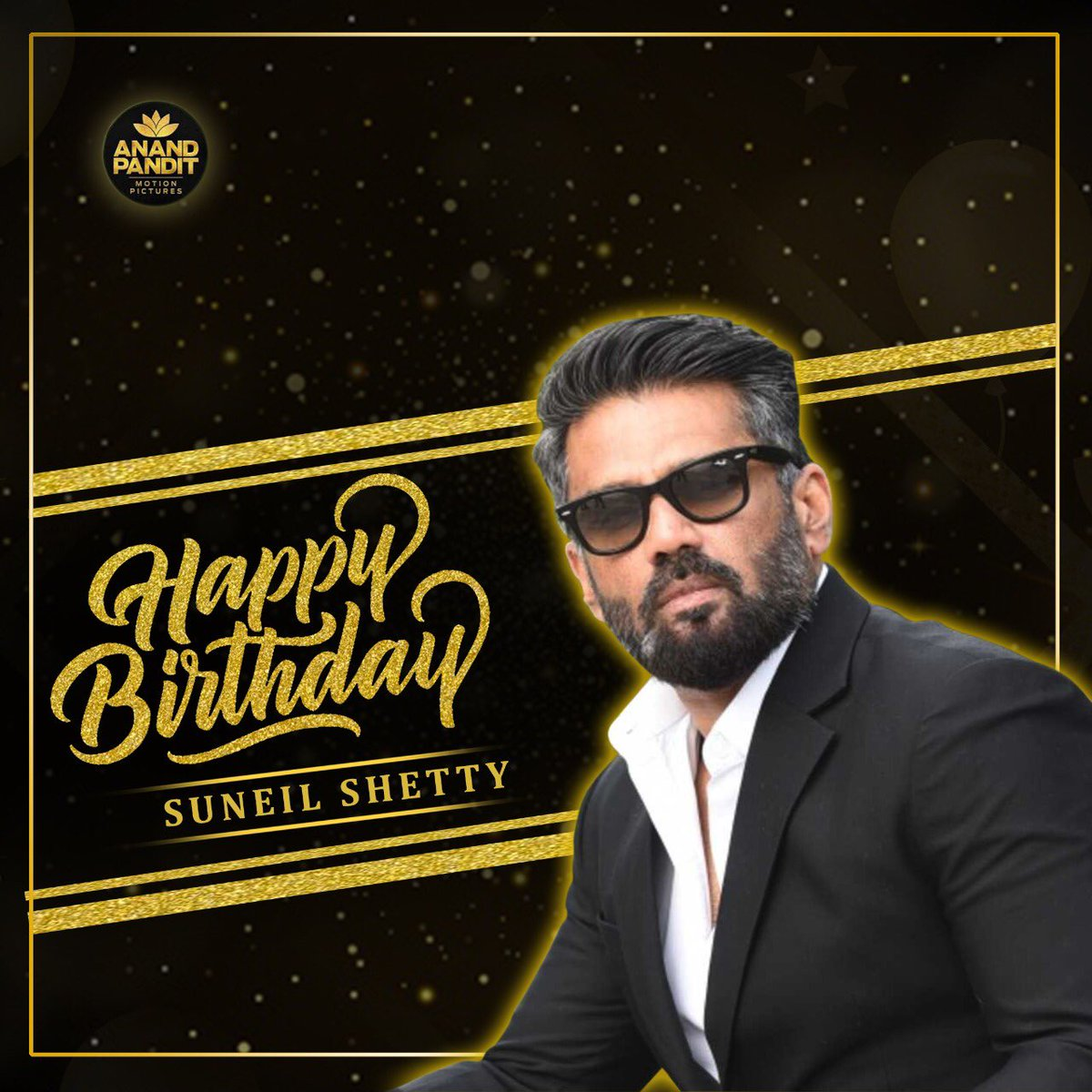 Birthday greetings to an amazing actor and super amazing human being who turns a year younger today @SunielVShetty. Wishing you prosperity, love, and good health always! . #HappyBirthdaySunielShetty #HappyBirthday #SunielShetty https://t.co/1UrQmFSxJI