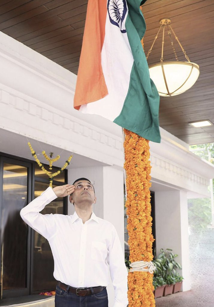 Anand Pandit,  HappyIndependenceDay, IndependenceDay