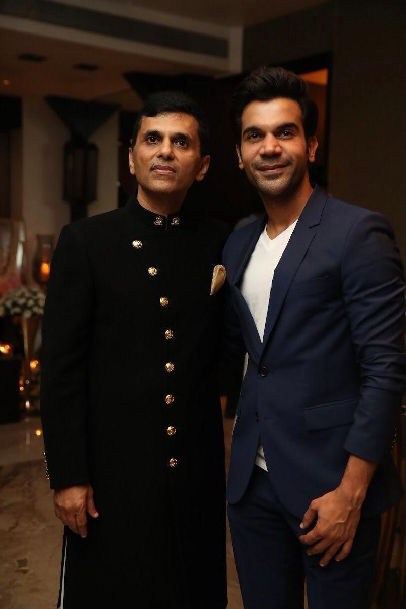 Wishing you a very happy birthday Rajkumar. The more I've watched you on-screen and in-person, I can say with surety that you are truly one of the finest actors of this generation who is simply incomparable and unstoppable. God bless you always! @RajkummarRao https://t.co/vPg7LdiDgz