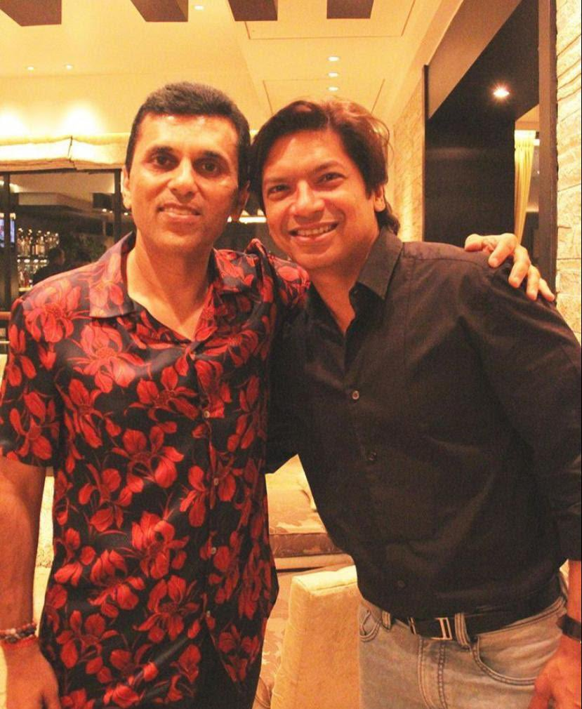 Anand Pandit,  HappyBirthday, HappyBirthdayShaan