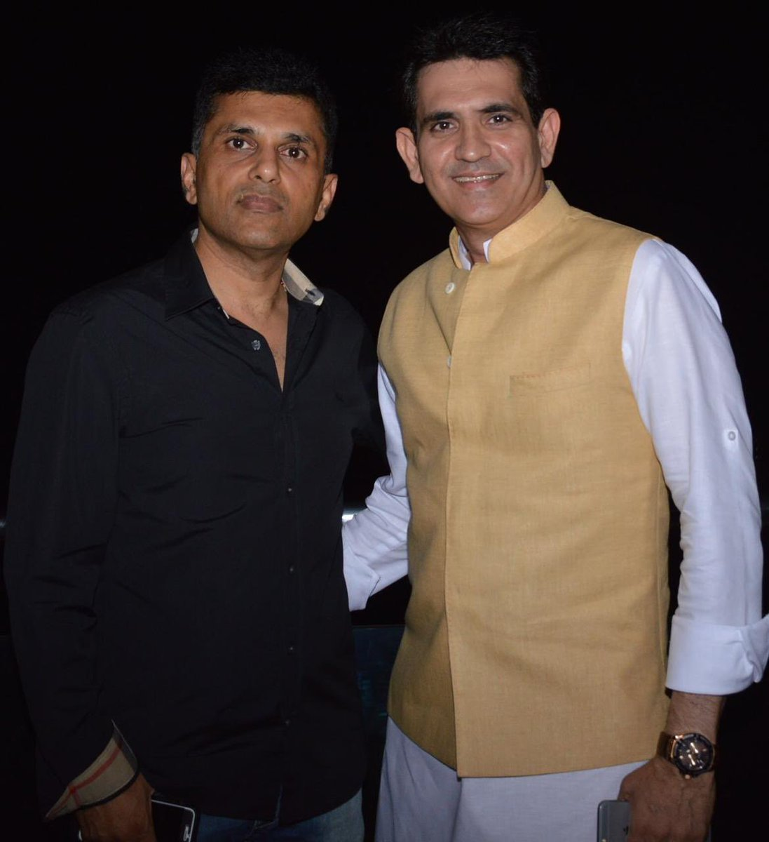 Happy birthday to you @OmungKumar. May you continue to inspire us with your creative genius. My warmest wishes for good health, success and prosperity! #HappyBirthday https://t.co/dDyTN34OCO