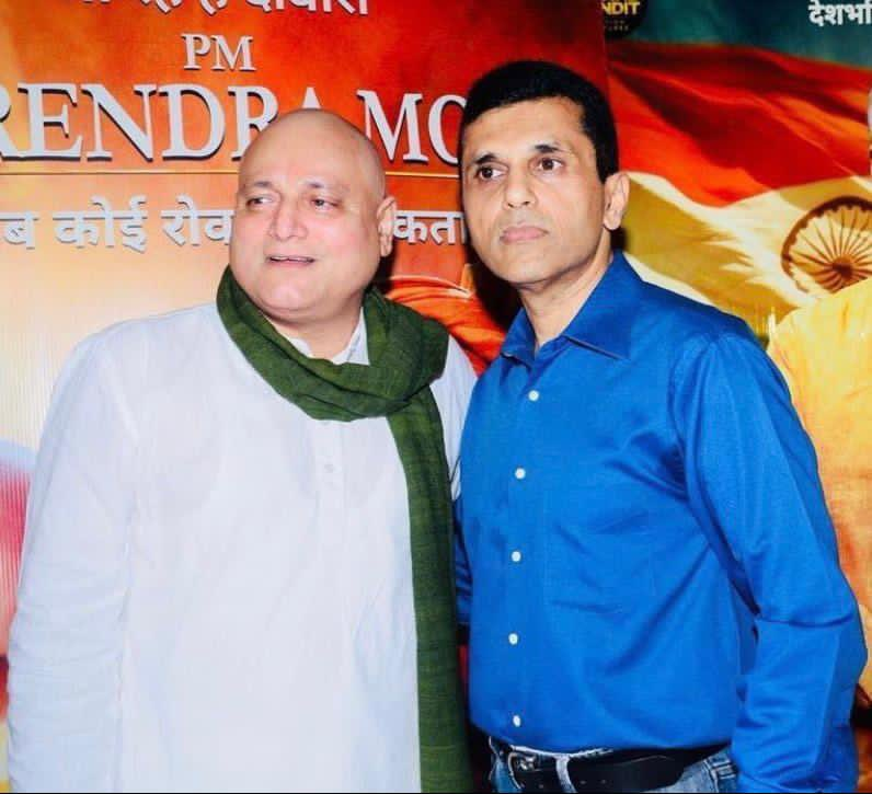A man who has proven that there are no genres made only for him, someone who truly gets into and out of characters so seamlessly...Happy Birthday to my dear friend Manoj Joshi. @actormanojjoshi  #HappyBirthday #ManojJoshi https://t.co/tqPTotD3MD