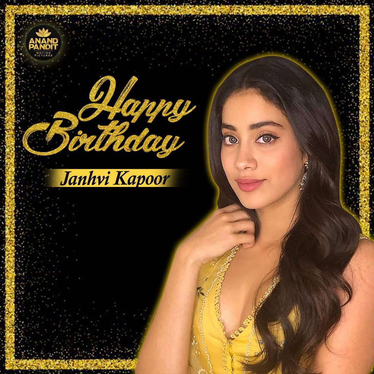 Wishing the beautiful and charming Janhvi Kapoor a very happy birthday! Have a great year ahead!  #JanhviKapoor #HappyBirthdayJanhviKapoor https://t.co/qUWMGxI11w