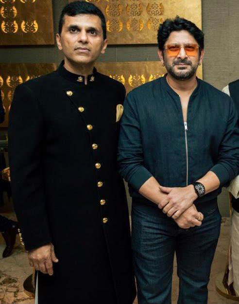 Your impeccable comic timing is underrated my friend. Wishing you a very happy birthday Arshad. Keep the humor alive..@ArshadWarsi https://t.co/2CO0iOuDpc