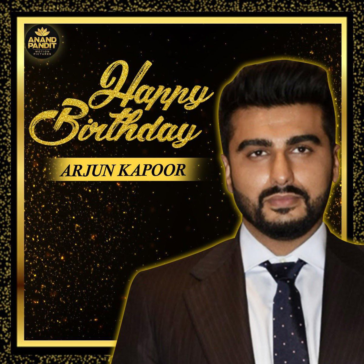 Happiest birthday Arjun Kapoor. You are not only an amazing actor, brother and son, but you are also a wonderful and a honest human being. Stay happy always! @arjunk26 ✨ https://t.co/ECNdDkaS7d