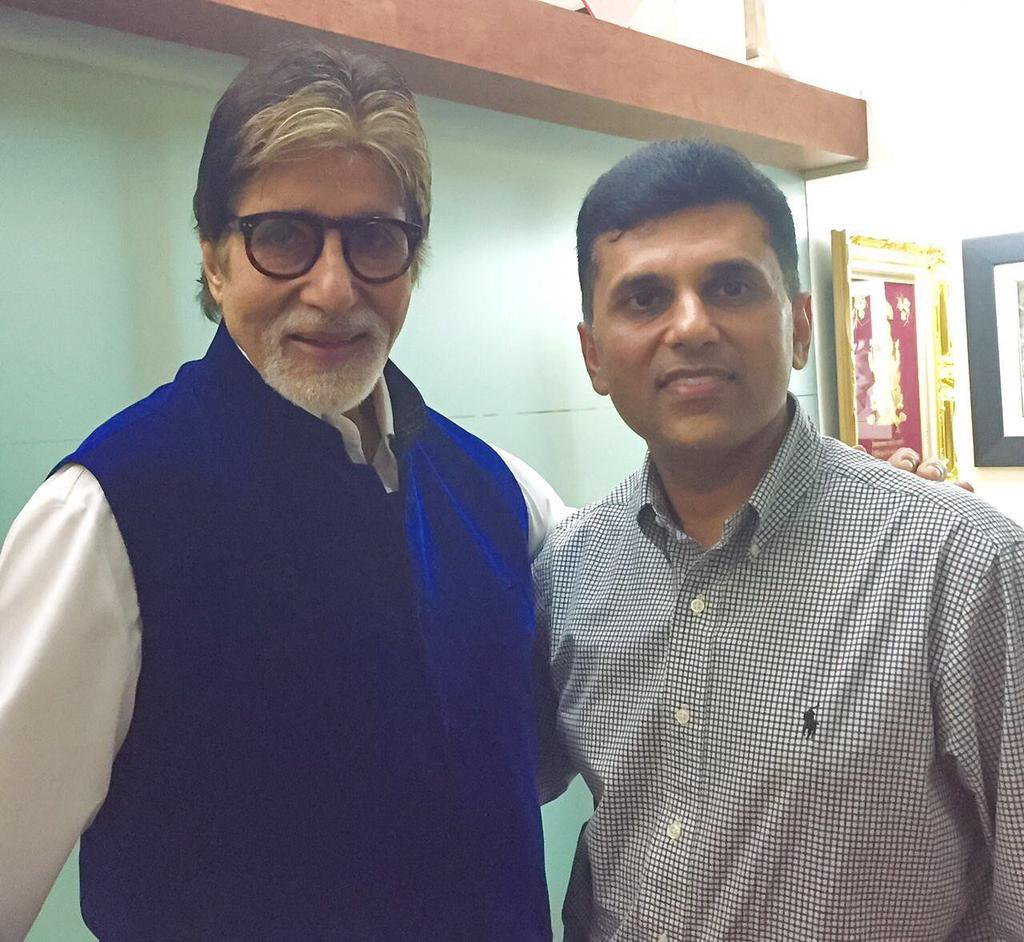Sir @SrBachchan appreciating @DaysOfTafree has been one of the best moments. #ExpressingWithPic. https://t.co/XacY87le54