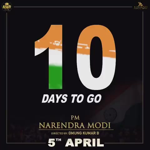 #Countdown #ModiTheFilm #5thApril #AnandPanditMotionPictures https://t.co/g56Uuy4hPD