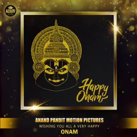 Team Anand Pandit Motion Pictures wishes you all a very #HappyOnam.. May the colour of Onam fill your life with joy and happiness. @apmpictures   #Onam #HappyOnam2020 https://t.co/ffnwDotNmV