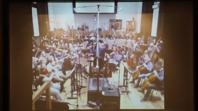 Bringing back the golden era of musical live-orchestra at Prague Philharmonic Orchestra. A glimpse of 107 globally renowned musical maestros collaborate to create a breathtaking experience for #Chehre's Title song.  @SrBachchan @emraanhashmi @rumyjafry https://t.co/LiBe8S6w8z