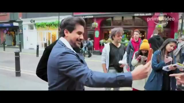 Behind the scenes fun  #Well done baby 👶   Watch the film Now on @amazonprimein 💕   @PrimeVideoIN @jogpushkar @OfficialAmruta @apmpictures @anandpandit63 @tphquk https://t.co/ue6lTis43x