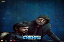 Grateful to have received all the love and blessings for our film #Chehre! ❤️ Watch #Chehre in theatres near you.  Book your tickets now: @BookMyShow - https://t.co/cyp9njxzZa @PaytmEntertainment - https://t.co/c2ESYr66EW #FaceTheGame  @SrBachchan @emraanhashmi @anandpandit63 https://t.co/WpUKHPufBj